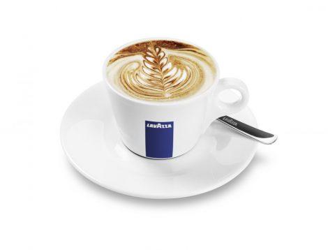 Espresso csésze + alátét, porcelán