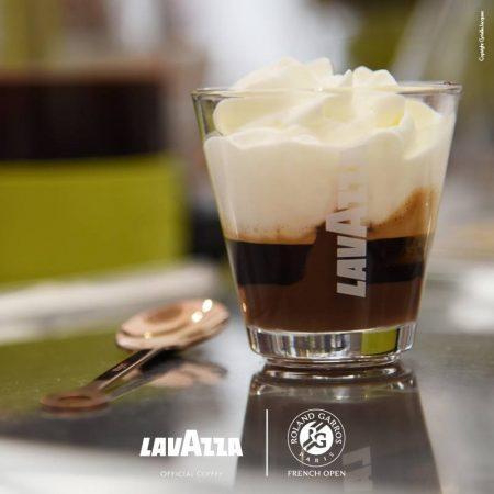 Lavazza Espresso üvegpohár