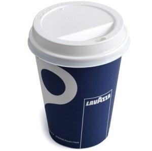 Coffee to go papír pohár (cappuccino) + tető 100 db