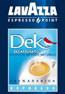 Lavazza Espresso Point DEK (koffeinmentes) kávékapszula 2 db/cs