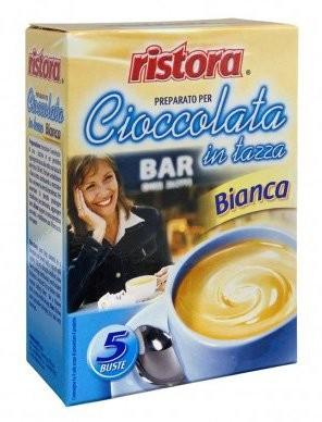 Ristora Fehér forrócsokoládé (5db/doboz)