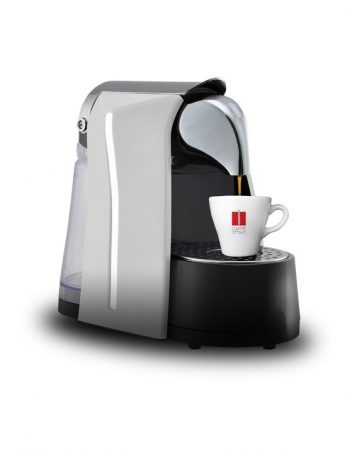 KIT Espressina Nespresso kompatibilis kávégép (60 kávé + 60 tea kapszula)