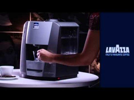 Lavazza LB 1001 Pininfarina Design kávégép promóció