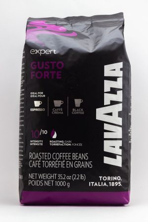Lavazza Gusto Forte szemes kávé 1 kg