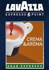 Lavazza Espresso Point Crema & Aroma Gran Espresso kávékapszula 2 db/cs.