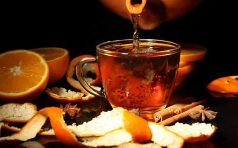 Oriental Spice Blend fekete tea 50g