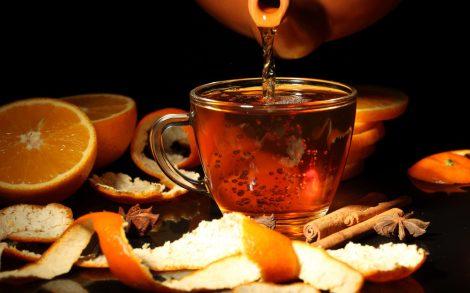 Oriental Spice Blend fekete tea 100g