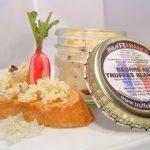 Échiré vaj Isztriai szarvasgombával (Tuber Magnatum Pico): 45 g, 3% szarvasgomba tartalommal - Beurre aux truffes blanc