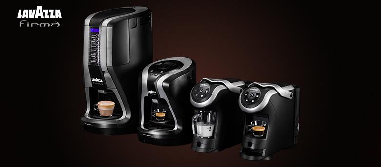 Lavazza FIRMA kávégépek ingyenes kihelyezése
